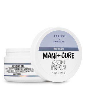 Bath & Body Works MANI+CURE Hand Polish Treatment